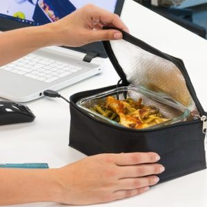 USB hőzsák ebéddobozhoz