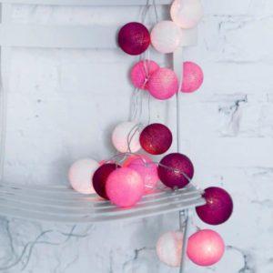 hanksome light pink